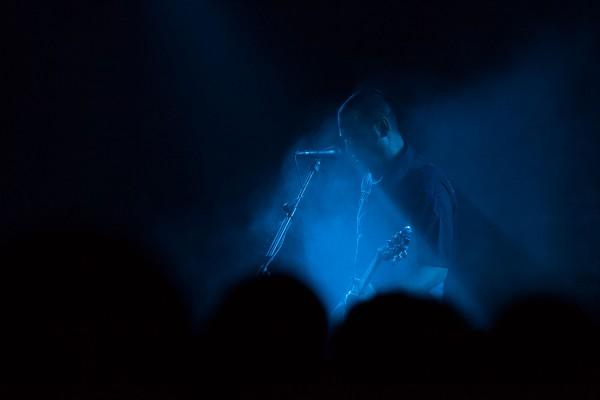 Tomi Meglič at a concert of Siddharta in Cvetličarna, Ljubljana